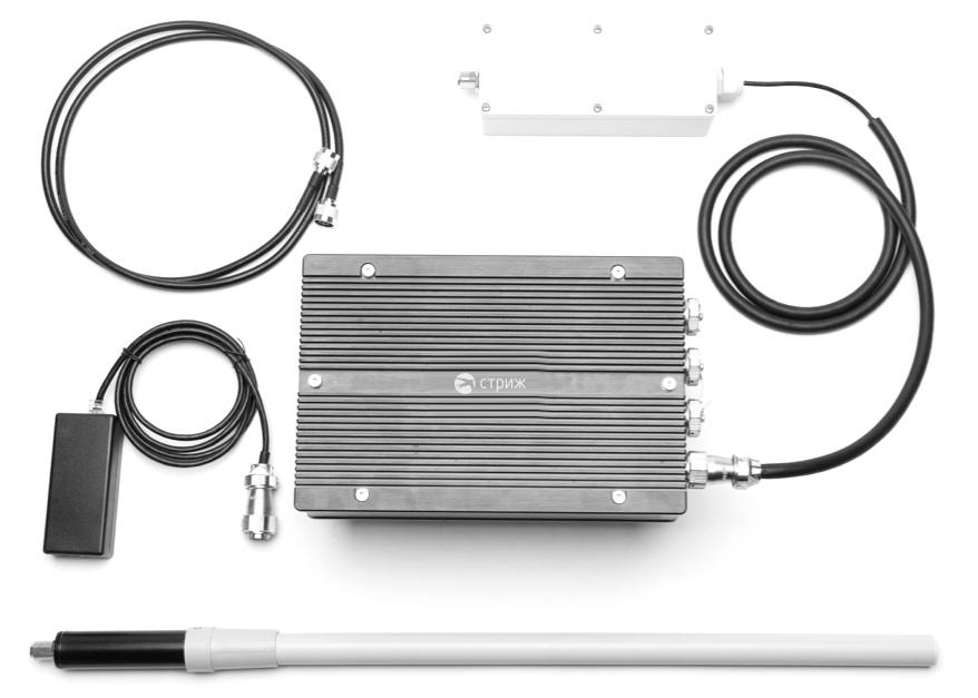 Базовая станция «СТРИЖ» для передачи данных показаний электросчетчиков