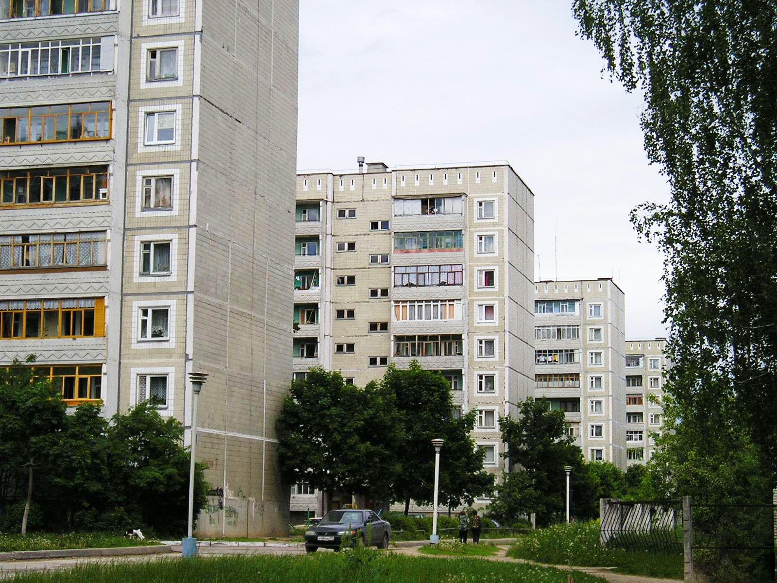 Многоквартирные дома с системой дистанционного сбора показаний «СТРИЖ»