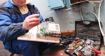 общедомовой прибор учета электроэнергии фото