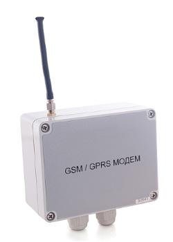 GSM/GPRS модем для диспетчеризации учета воды в МКД
