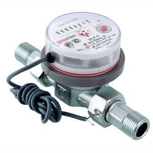 водосчетчик с передачей показаний по проводам