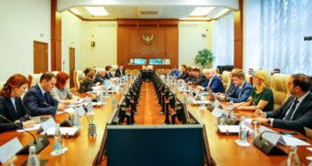 заседание правительства фото