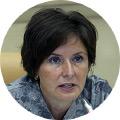 Светлана Разворотнева, Исполнительный директор НП «ЖКХ Контроль» фото