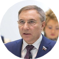 Александр Варфоломеев, заместитель председателя комитета Совета Федерации по социальной политике